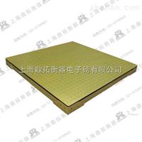 SCS10T電子秤維修,雙層緩沖電子平臺磅,10噸電子磅稱