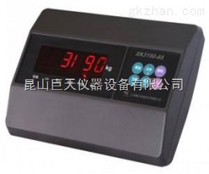 上海耀华XK3190-A6称重仪表,耀华XK3190-A6外接电脑称重显示仪表多少钱?