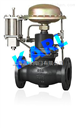 工业控制(老分类) 流体控制 其它阀 karl 进口自力式压力控制阀带指挥图片