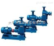 80ZW80-35自吸无堵塞排污泵