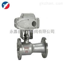 供应Q941PPL/H电动一体式高温球阀