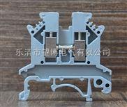南京PA66上等尼龙材质UK2.5B接线端子,耐高温,耐腐蚀接地端子