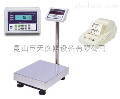 100公斤不干胶打印电子秤