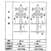 阿牛巴流量计厂家(HD-LGA)