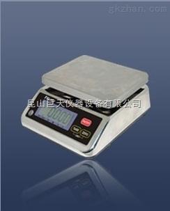 不锈钢防水称3公斤,电子秤3公斤防水桌秤