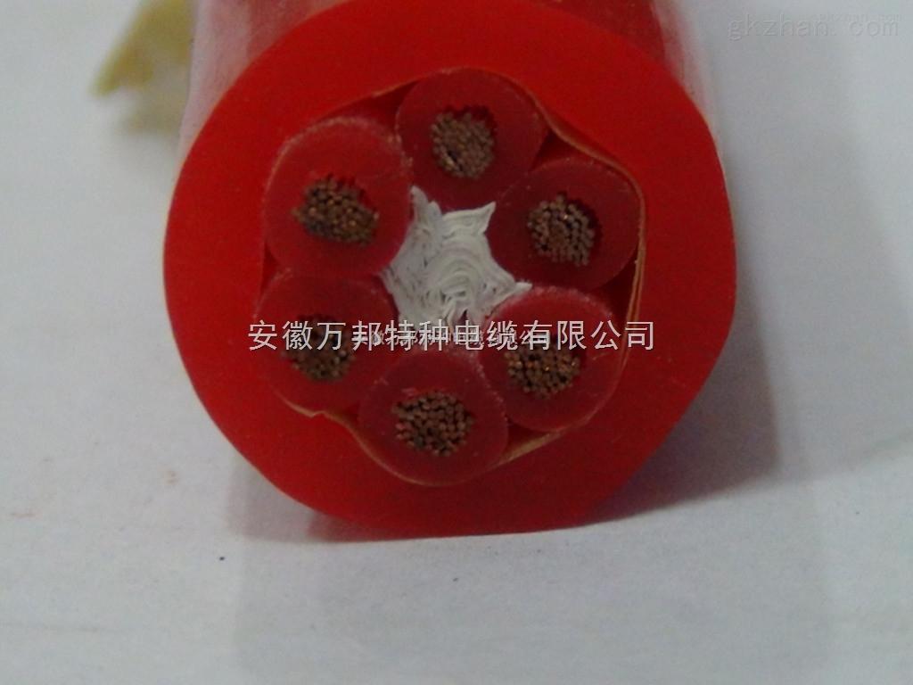 耐高温阻燃硅橡胶电缆直销
