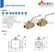 KHB-G3/8_内螺纹高压球阀