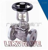 进口不锈钢波纹管截止阀-进口(气动、电动、高温高压)