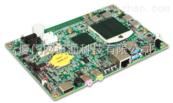 华北工控EPIC 4寸嵌入式主板|高性能工业主板EMB-4922