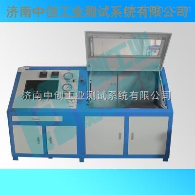 水泵管子静水压测试机操作规程、0-16MPa管材爆破强度测试设备