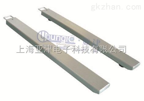上海地磅价格 便携式不锈钢地磅 条形地磅