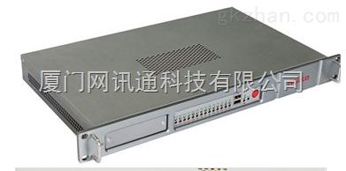 华北工控PRO-8000可上架多串口工控机