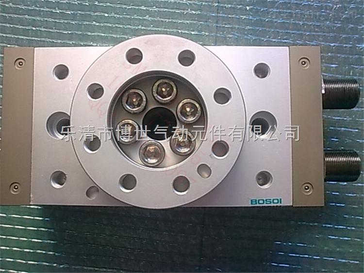 smc旋转摆台气缸msqb50r图片