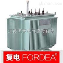 S11-1600kVA/10kV复电/ 全密封油浸式变压器