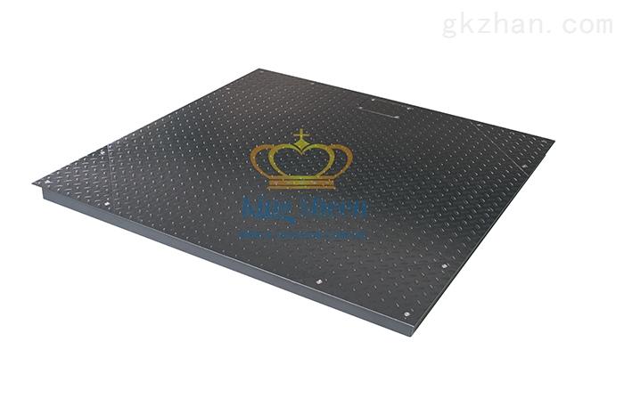 上海3T单层碳钢电子地磅
