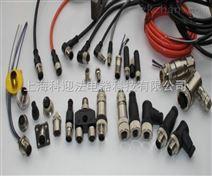 科迎法防水M12传感器连接器