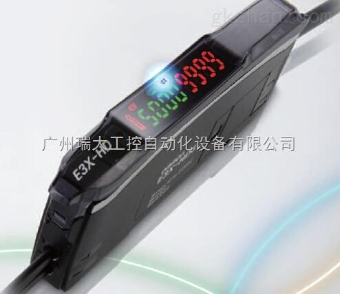 欧姆龙omron光纤放大器:e3x-hd11