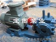 BW-6/0.36-节约成本的BW不锈钢保温齿轮泵厂家--泊头宝图