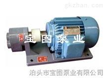 泊头宝图泵业常年供应S型齿轮泵