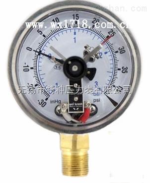 yxc-100/150-电接点压力真空表-无锡市特种压力表