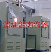 意大利ACS快速高低温试验箱控制器维修换电磁阀不降温