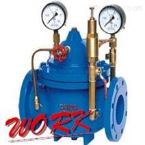 进口供水减压阀