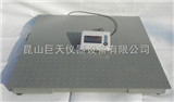 太仓1吨电子地磅厂家 电子地秤多少钱