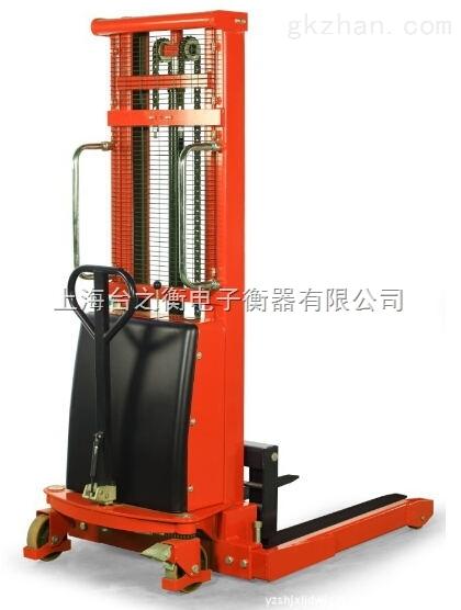 1吨  1.5吨  2吨半电动液压堆高车
