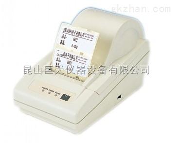电子秤LP-50商标打印机多少钱一个