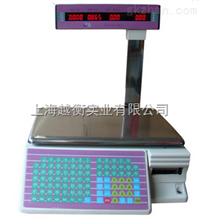 水果店用防水型电子桌秤 计重计数方便移动带打印