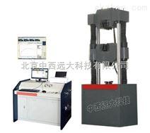 显式机/微机控制液压试验机 (中西器材)型号:WEW-100B