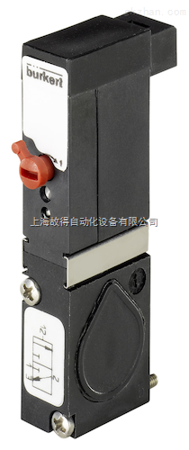 宝德电磁阀6510的组成和工作参数