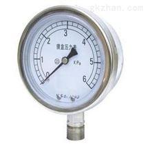 YA-150安徽天康壓力表介質溫度壓力