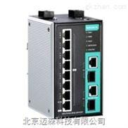 DS-P510A-8PoE-moxa智能导轨式工业以太网交换机