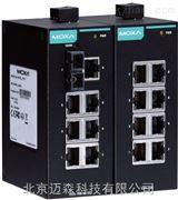 EDS-108moxa工业级以太网智能交换机