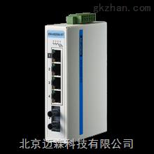 研华非网管型多模以太网交换机