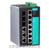 moxa10口千兆网管型POE工业交换机