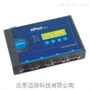 moxa4口工业以太网串口联网服务器