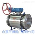 KQ347F/H 锻钢抗硫球阀