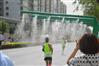 深圳罗湖步行街喷雾降温系统设备