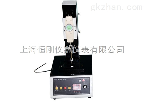 500N电动单柱测力计厂家