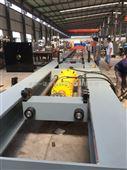 WAL船用缆绳卧式拉力试验机