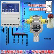壁挂式二氧化碳泄漏报警器