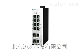 迈森全千网管型导轨式交换机MS12M-G系列