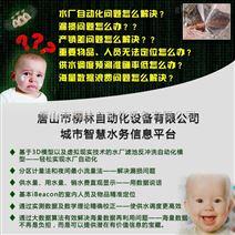 LLMG智慧水务信息平台功能介绍