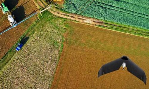 天宝发布新型智能目标基站 助力无人机测绘