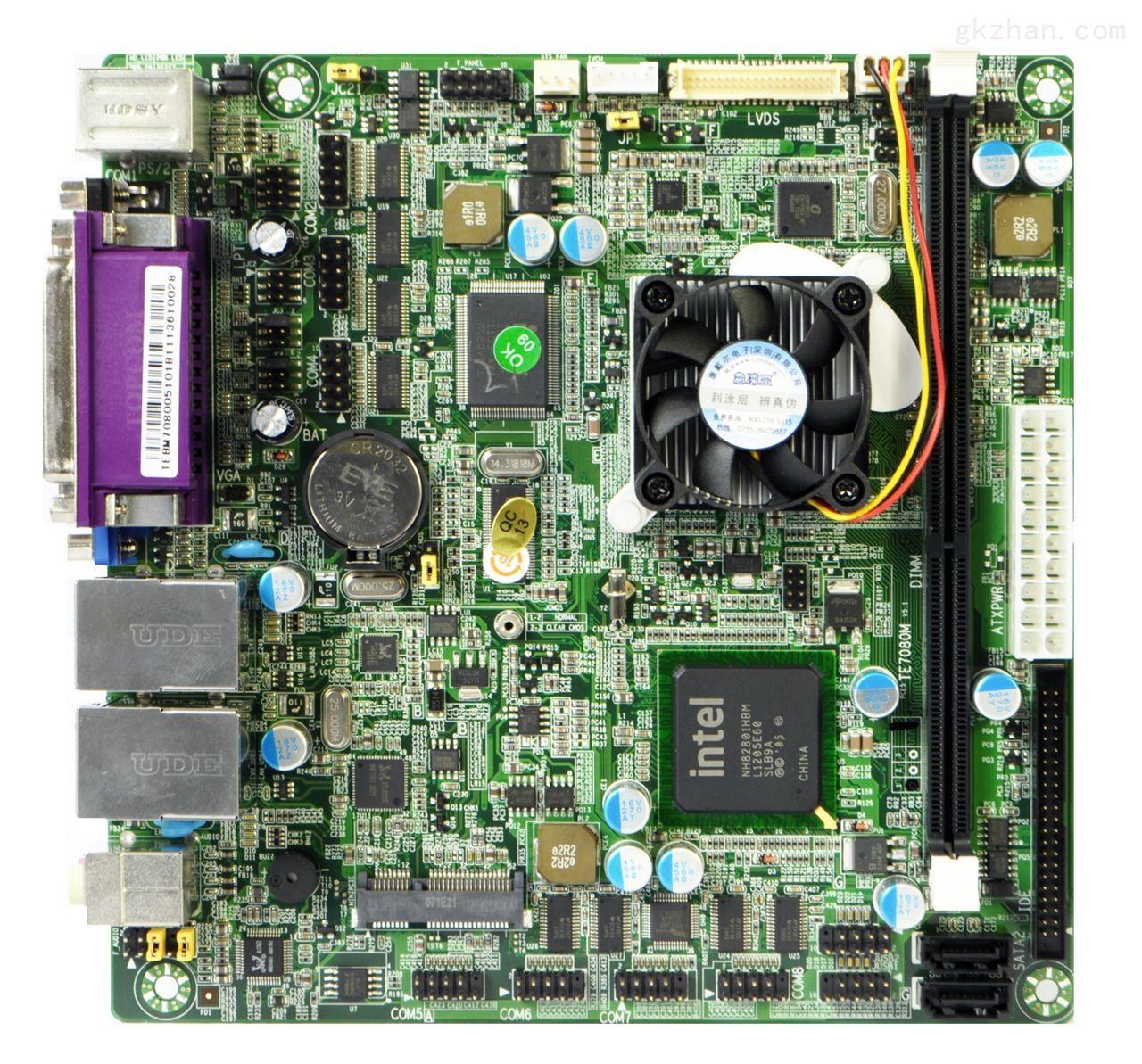 星科技TEB-M7080主板