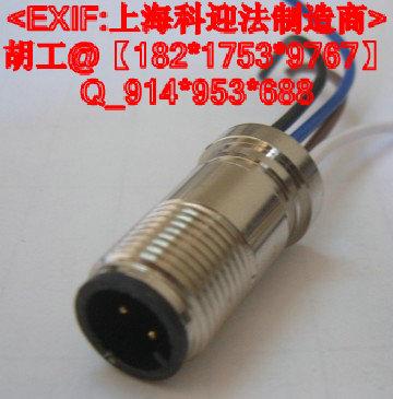 M12插座直插式