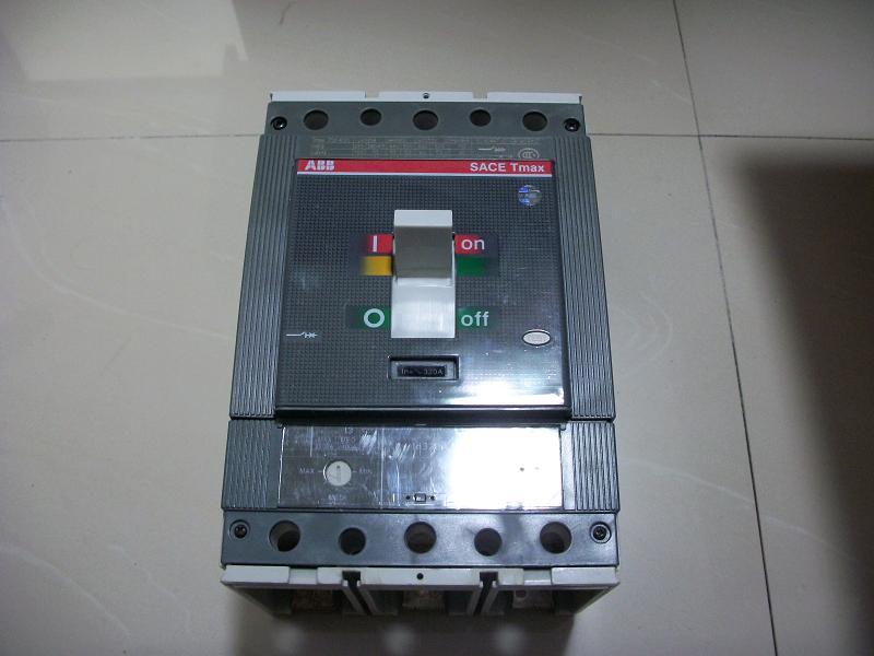 固定式 脱扣单元 : 电子脱扣器 接线形式 : ff (前接线)  型号  t6n