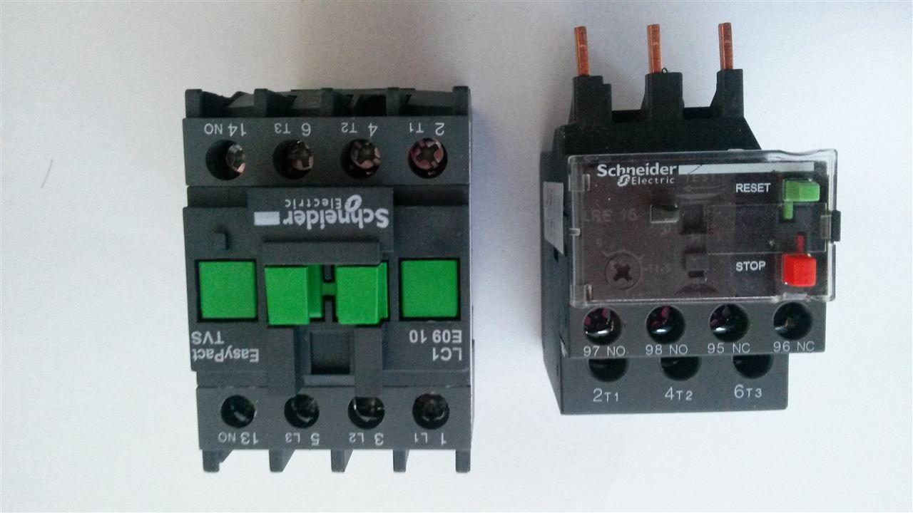 『长期批发』高仿施耐德接触器lc1-e8011-e9511交流接触器系列